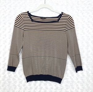 The Limited Striped Top